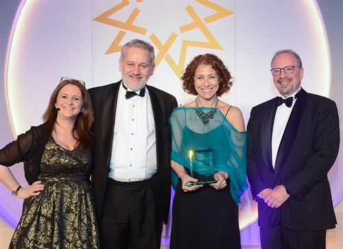 Grant Thornton Exceptional Achievement By Firm