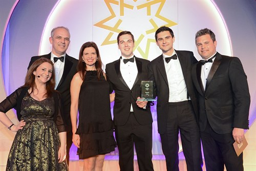 Grant Thornton Most Innovative Client Service